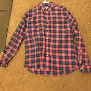 Faherty Flannel